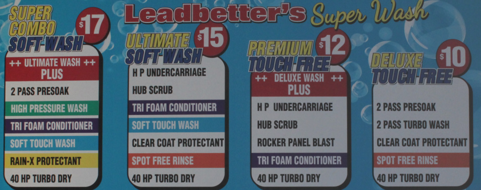 Super car wash leadbetters super stop leadbetters super car wash solutioingenieria Image collections
